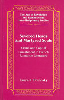 Severed Heads and Martyred Souls Book