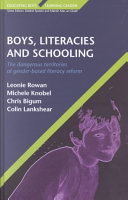 Boys Literacies And Schooling PDF