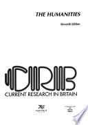 Current Research in Britain