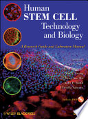 Human Stem Cell Technology And Biology Book PDF