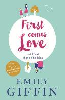First Comes Love Pdf/ePub eBook