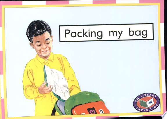 Packing My Bag