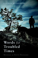 Pdf Words for Troubled Times