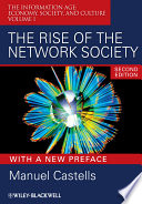 """""""The Rise of the Network Society"""" by Manuel Castells"""