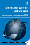 Mixed Legal Systems East And West