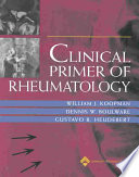 Clinical Primer of Rheumatology Book