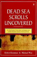 The Dead Sea Scrolls Uncovered Book PDF