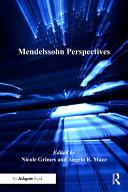 Pdf Mendelssohn Perspectives Telecharger