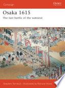 Osaka 1615