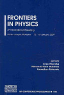 Frontiers in Physics