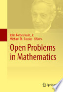 Open Problems in Mathematics Book
