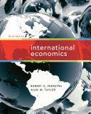 Loose leaf Version for International Economics Book