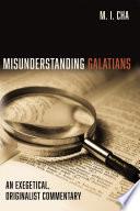 Misunderstanding Galatians