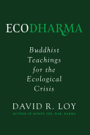 Ecodharma Pdf/ePub eBook
