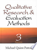 Qualitative Research   Evaluation Methods Book