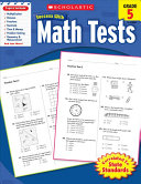 Scholastic Success with Math Tests