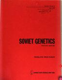Soviet Genetics