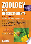 Zoology for Degree Students B.Sc. First Year
