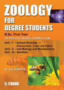 Pdf Zoology for Degree Students B.Sc. First Year