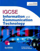 IGCSE Information and Communication Technology Book Cover
