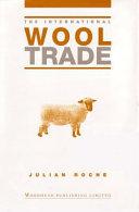 Pdf The International Wool Trade