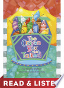 The Crayon Box that Talked: Read & Listen Edition