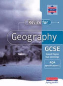 Revise for GCSE Geography AQA C