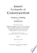 Radford's Cyclopedia of Construction