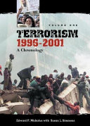 Terrorism 1996 2001