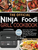 The Official Ninja Foodi Grill Cookbook for Beginners