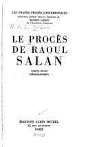 Le procès de Raoul Salan
