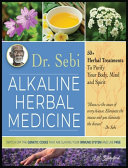 Dr  Sebi Alkaline Herbal Medicine Book