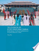 Television In Post Reform China