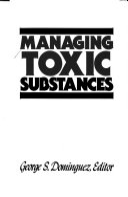 Managing Toxic Substances