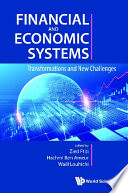 Financial And Economic Systems  Transformations And New Challenges Book