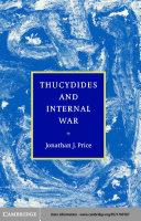 Thucydides and Internal War