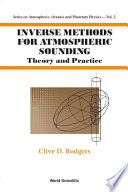 Inverse Methods for Atmospheric Sounding