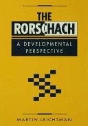 Pdf The Rorschach Telecharger