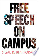 link to Free speech on campus in the TCC library catalog
