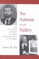 No Saloon in the Valley