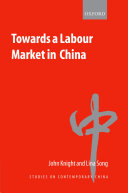 Towards a Labour Market in China