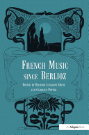 Pdf French Music Since Berlioz Telecharger