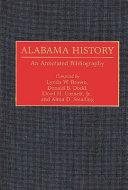 Alabama History