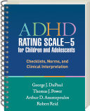 ADHD Rating Scale 5 for Children and Adolescents