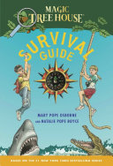 Magic Tree House Survival Guide Book