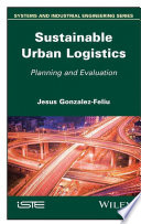 Book Cover: Sustainable Urban Logistics : Planning and Evaluation