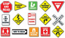 Reading Road Signs