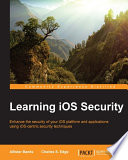 Learning Ios Security Book PDF