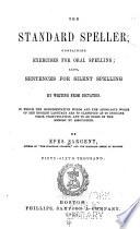 The Standard Speller Book PDF
