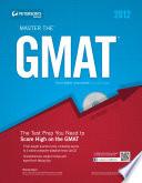 Master The Gmat Gmat Verbal Section